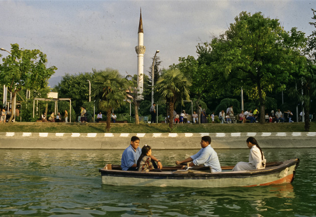 Bursa, Turchia, 1996
