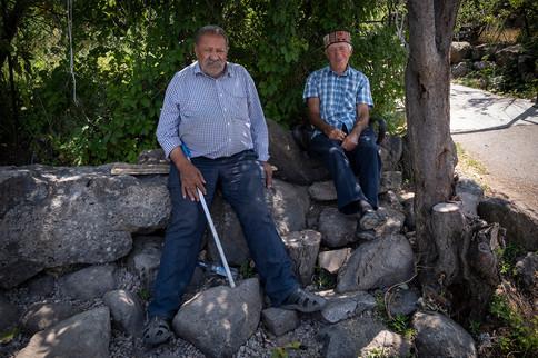 Kazagh Gorges, Armenia, 2019