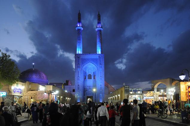 Yazd, Iran, 2017