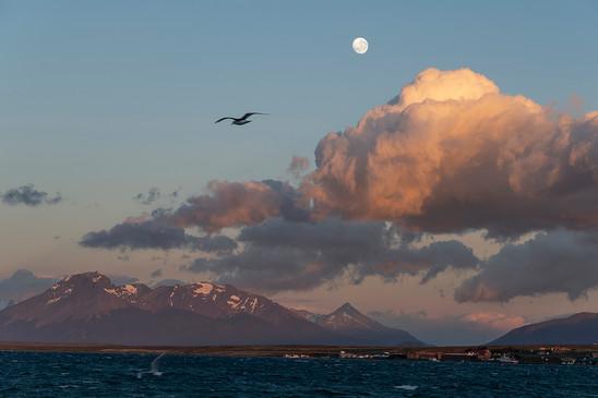 Puerto Natales, Cile, 2018