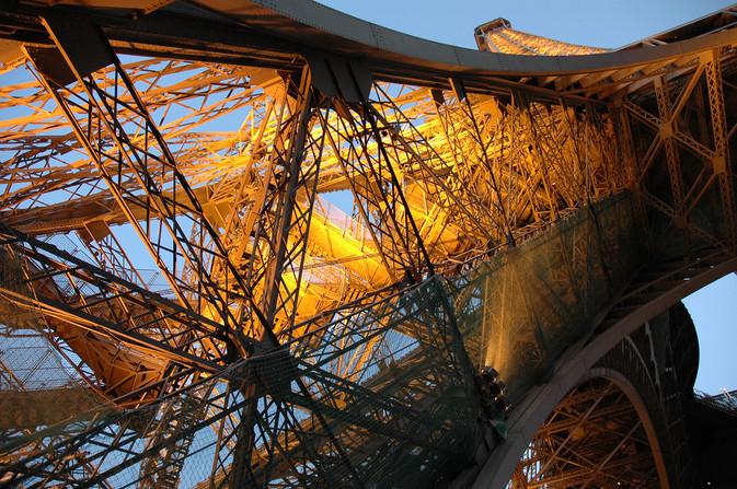 Tour Eiffel, 2005