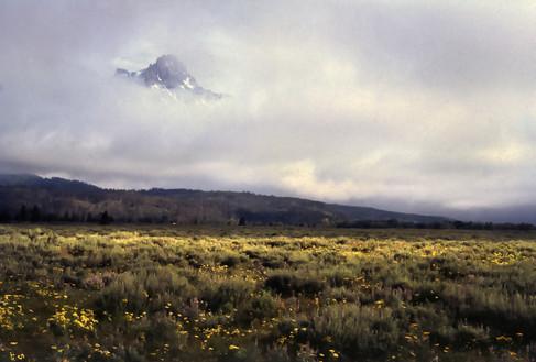 Grand Teton, Wyoming, 1975