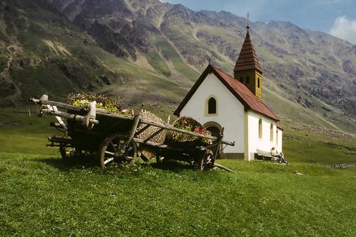 Val Martello, Trentino Alto Adige, 1972