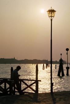 Murano, Venezia, 1990