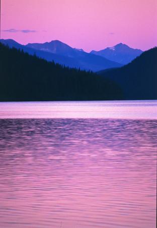 Bowron Lakes, British Columbia, 2004
