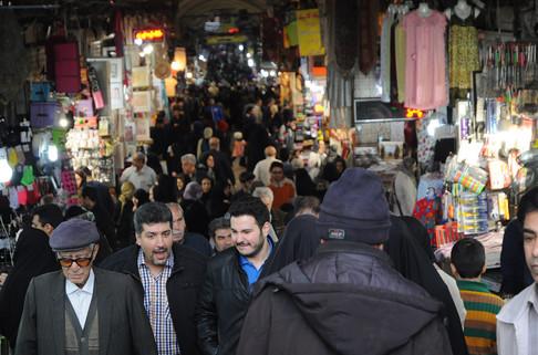 Teheran, Iran, 2017