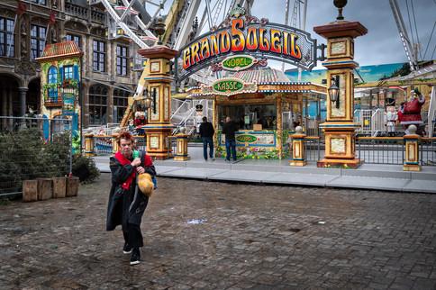Gent, Belgio, 2020