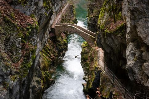 Pont de Brot, Neuchatel, 2020