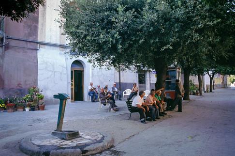 San Martino in Pensilis, Molise, 1990