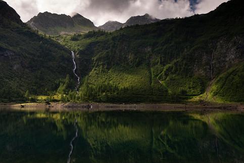 Lago del Tremorgio, 2021