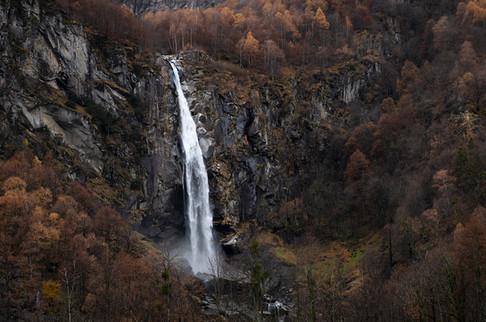 Cascata di Foroglio, Val Bavona, 2020