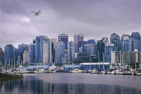 Vancouver, British Columbia, 2004