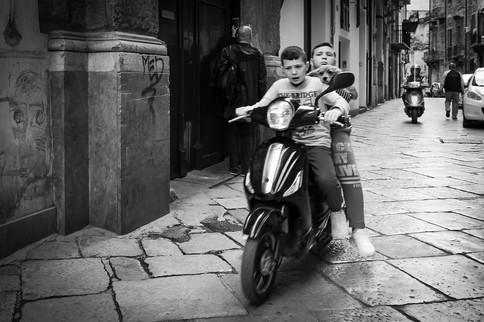 Palermo, Italia, 2018