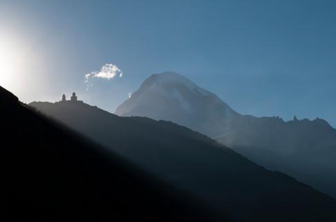 Monte Kazbeg, Georgia, 2019