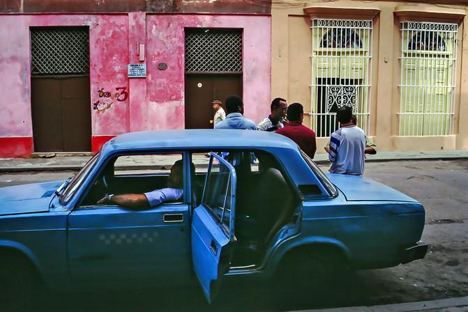 La Havana, Cuba, 2000