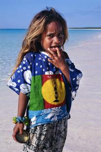 Albertine, Ouvea, Nuova Caledonia, 2000