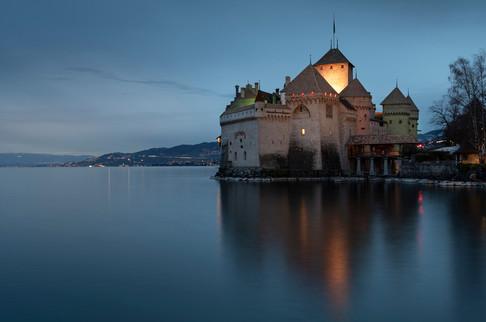 Castello di Chillon, Vaud, 2020