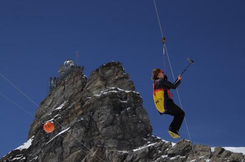 Jungfraujoch, Svizzera, 2017