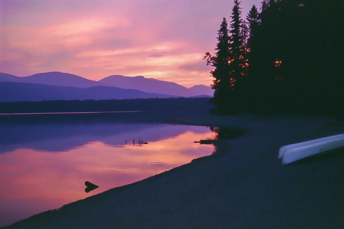 Lanezi Lake, British Columbia, 2004