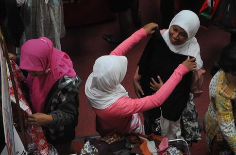 Malioboro Mall, Yogyakarta, Giava, 2011