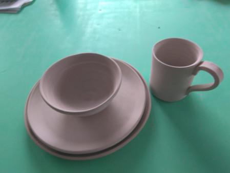 Cerâmica sob encomenda