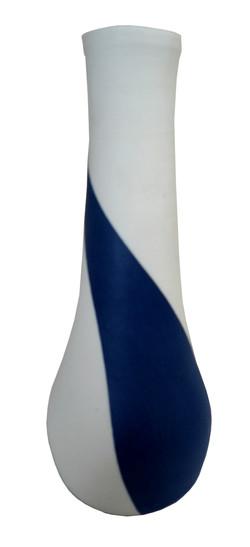 Ref.: 1020 - Vaso Faixa Azul