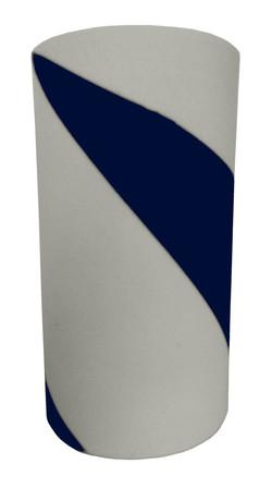 Ref.: 1018 - Vaso Faixa Azul