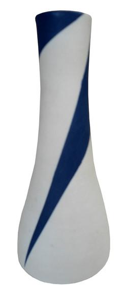 Ref.: 1021 - Vaso Faixa Azul