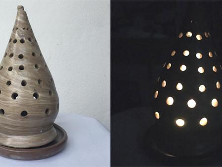 Árvores de Cerâmica