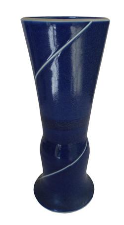 Ref.: 1014 - Vaso Alto Azul