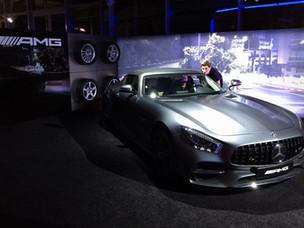 Mercedes-AMG Präsentation