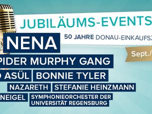 50 Jahre Donau-Einkaufszentrum