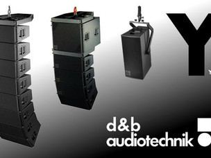 d&b audiotechnik | Y-Series