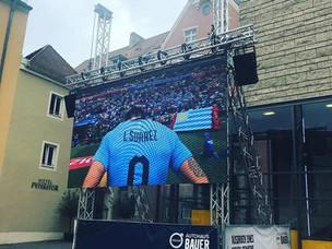 Plublic Viewing WM 2018