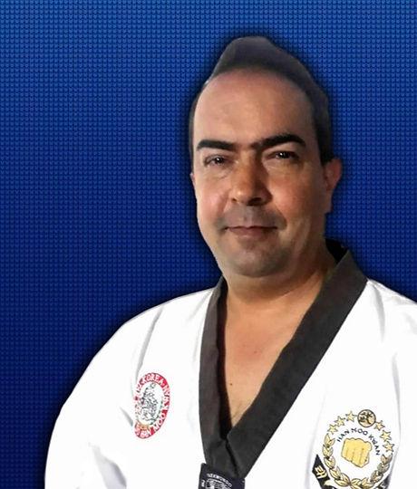 Mauricio Pereira Garzón Han Moo Kwan Colombia