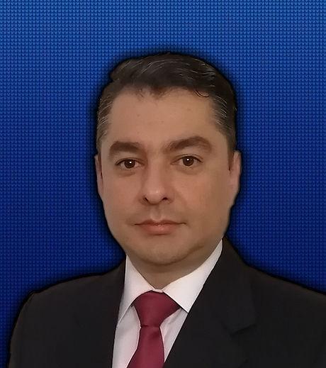 Han Moo Kwan de México Vicepresidente Alvaro Magaña Sandoval