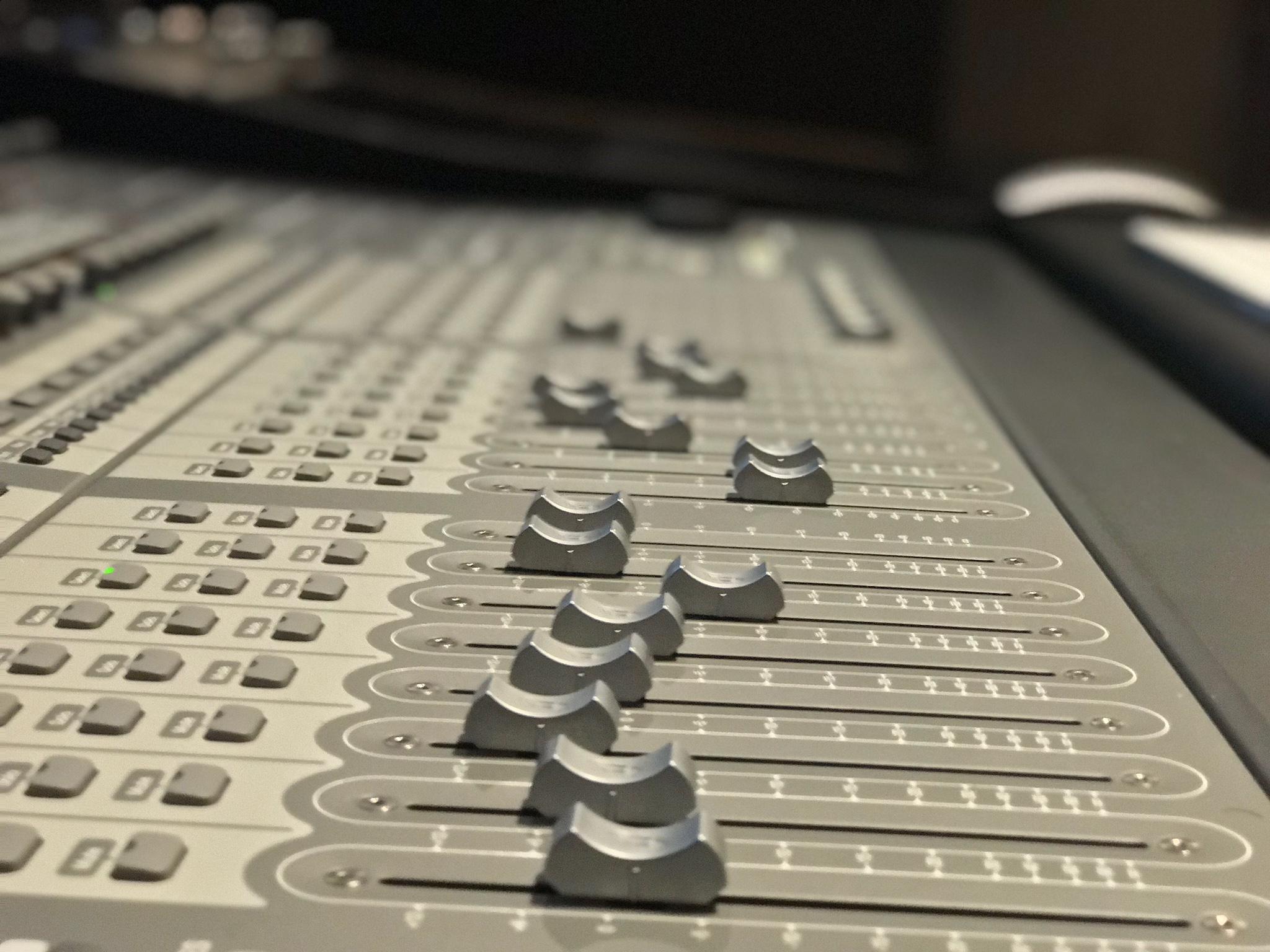 Recording Studio In Williamsburg