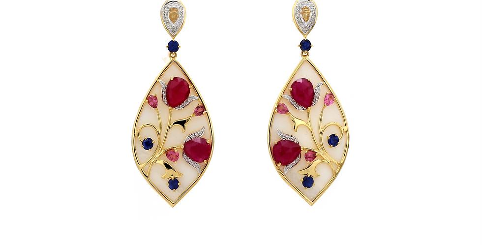 Taj Glamor Earrings
