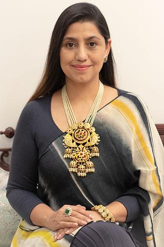 Sirjana Singh - The Designer