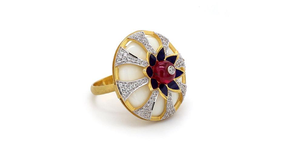 Taj Empress Ring