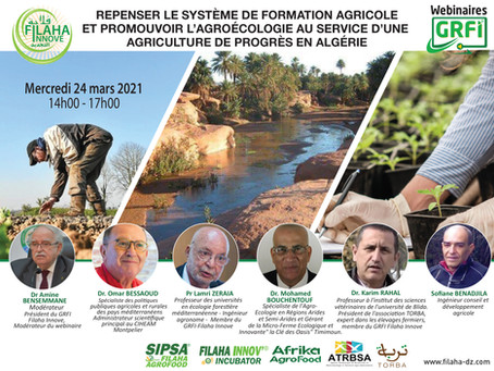 Repenser le système de formation agricole et promouvoir l'agroécologie