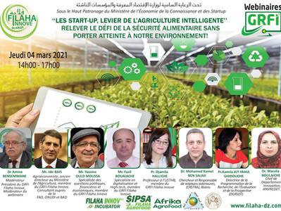 Les startups leviers pour une agriculture intelligente