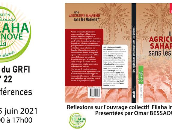 """Réflexions sur l'ouvrage """"une agriculture saharienne sans les oasiens?"""""""