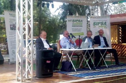 SIPSA-FILAHA & AGROFOOD 2022 : le salon aura lieu du 14 au 17 Mars 2022