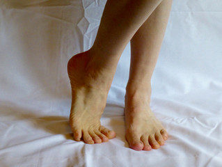 The Secret to Good Looking Feet
