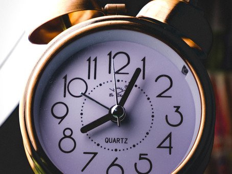 Boo Daylight Savings Time