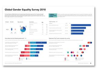 KPI Dashboard Survey Data