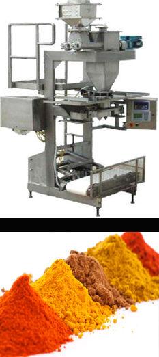 Powder Handling, Packaging Systems