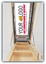 wholesale attic stairway insulators | wholesale custom attic tents