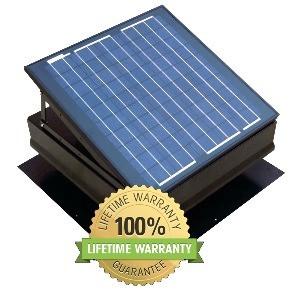 My House is HOT! Will a Solar Fan Help?